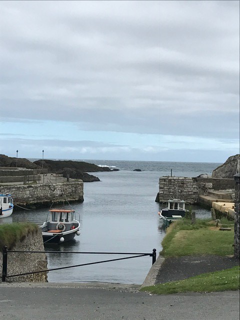 GOT_Lordsport, Port of Pyke_Ballintoy Harbor, Co Antrim